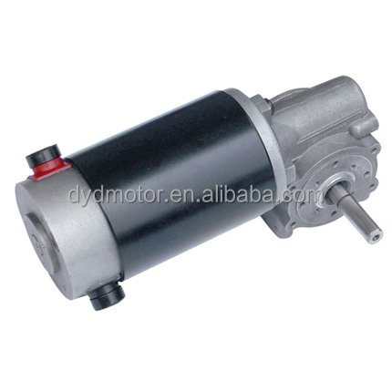 57ZWN78-1230, 63JW10G10 24V 30W 2500rpm Brushless Worm Gear Motor