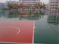 Hot selling school stadium indoor basketball court for sale
