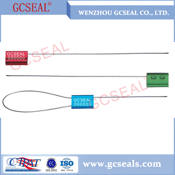 Wholesale Products China disposable container cable seal lock GC-C1001