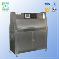 UV Test Chamber/UV Accelerated Weathering Test Chamber For Plastic Test