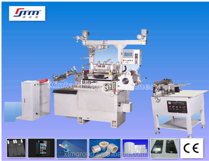 CE Approved Mobile Phone Screen Protector Cutting Machine in Mass Production