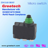 waterproof micro switch,slide micro switch12v