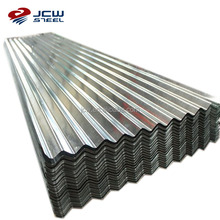 0.7 Mm Thick Aluminium Corrugated Zinc Roofing Sheet