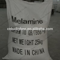 high quality White melamine powder 99.8% min factory sell direct