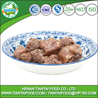 Canned beef type stewed meat HALAL