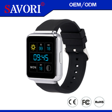 Q1 smartwatch phone 2017 3G high quality smart watch Android 5.1Square shape
