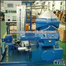 Vacuum transformer centrifugal oil cleaning system