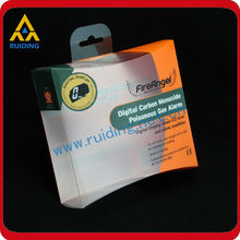 packaging box plastic,pet packaging box,plastic folding package box