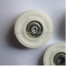 U Groove 608 Z Plastic Bearing ,Door and window sliding pulley,Sliding window roller bearings