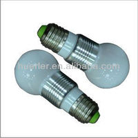 1w e27 professional after-sale policy car led bulb