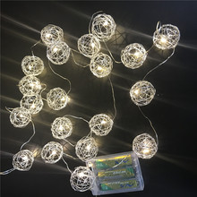 Best selling white clearance bulk copper wire lights stakes incandescent mini led christmas string light
