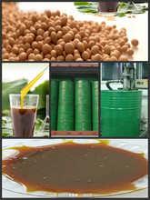 soya lecithin oil plant