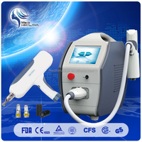 hottest 10shots/second long pulse nd yag laser hair removal machine