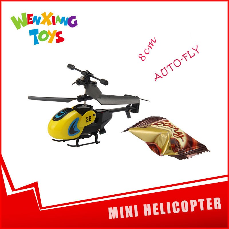 8 cm mini storm top-ranking electric remote control rc helicopter