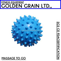 sports gym used handle massage ball