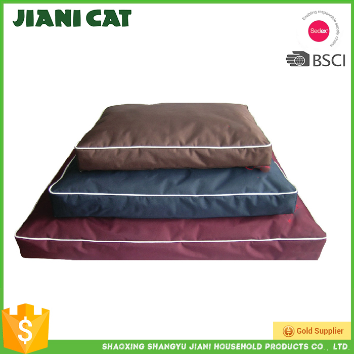 Wholesale waterproof large medium dog bed