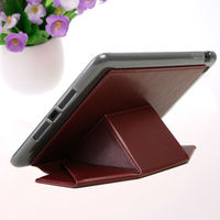 Leather case for toshiba thrive 10.1 tablet,leather case cover for asus tablet pc,leather case for 9.8 inch tablet pc