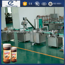 Aseptic plastic pouch filling machine/detergent powder filling and packing machine