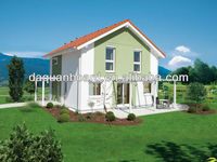 DQ Smiple design resist-cold construction prefabricated homes