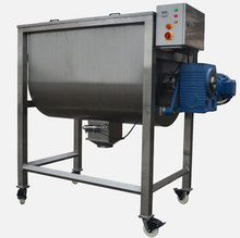 double cone mixer ribbon blender 40 liters
