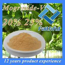 GMP Factory Supply luohanguo Extract/Natural Plant Monk Fruit Extract Mogroside