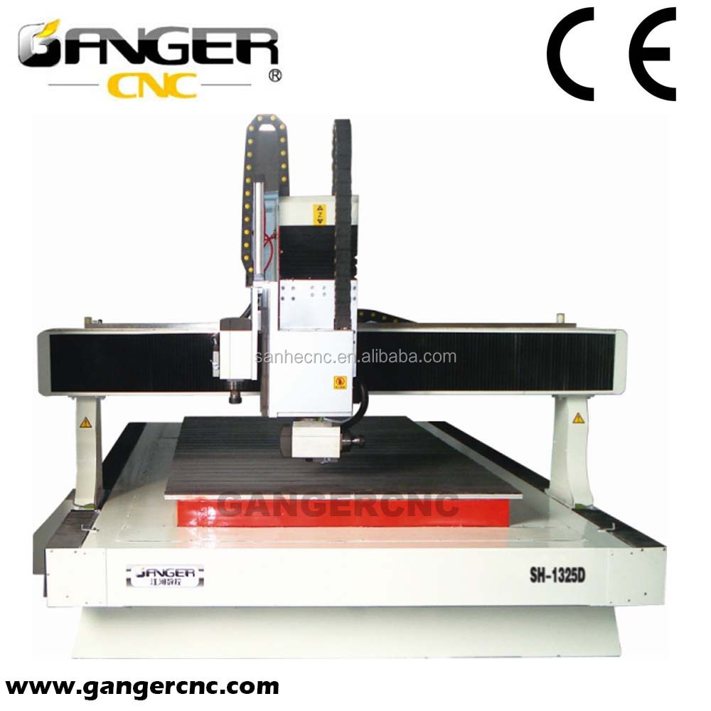 CNC router machine door engraver carver 4 axis maching center woodwork engraving cutting carving machhine macchine SH-1325D