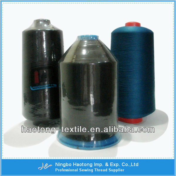 100% Polyester Textured Yarn/ Overlock Thread