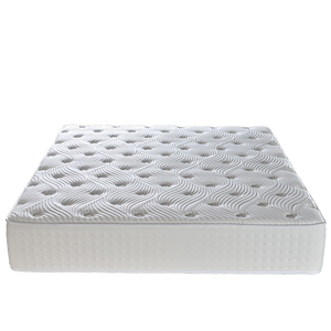 Alibaba Wholesale Gel Memory Foam Spring Bed Mattress Manufacturers