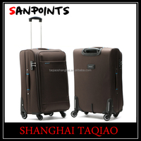 2015 new style trolley luggage case sky travel luggage carrier for easy trip