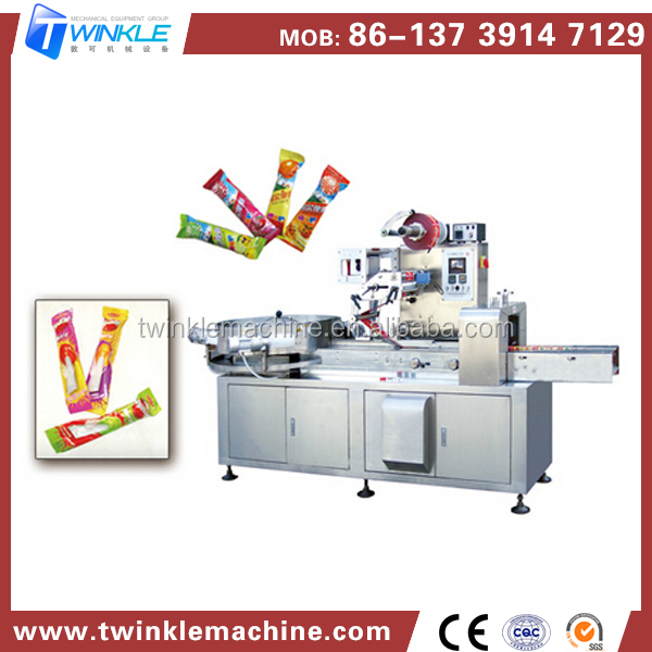 Hot Sale Top Quality Best Price Auto Pillow Lollipop Packing Machinery