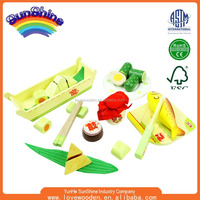2015 new hot sell wooden EN71 ASTM standard wooden toys Dragon Boat Festival ESYM1077