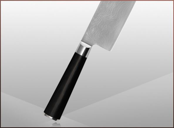 polyester fast delivery kitchen knife