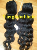 Best sale 2013 in Viet nam -hair of deep body wave curly hair