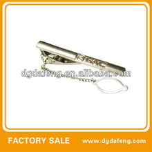 the famous brand tie clip with zipper