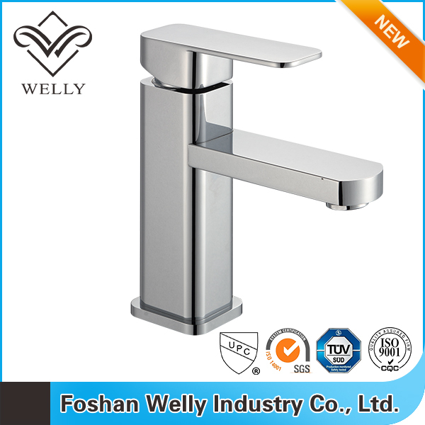 USA Style Newest Wash Hand Brass Basin Mixer Water Taps