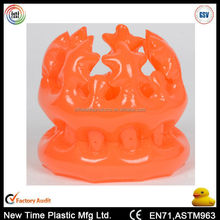 Pvc Queen King or Prince Inflatable Crowns Toy for Sale