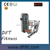 DFT fitness Seated Row Gym exercise equipment /muscle strength machine