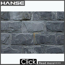 HS-MC07 natural mushroom stone pieces for exterior finish