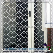 Decorative High Security Simple Iron Window Grills