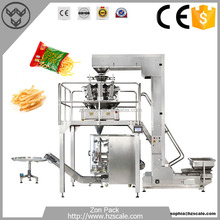 Factory price High Speed Automatic French Fries Packing Machine