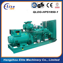 cheap CE diesel generator 10kw set with different engine and alternator brand