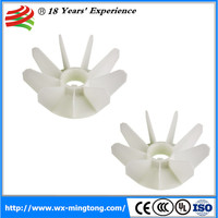Good service high quality plastic fan blade for motor air cooler