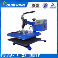 Cheap Price Sublimation T-Shirt Small Heat Press Machine (CK230B)