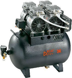 TS-3E Oil-free Air Compressor