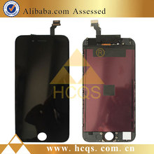Wholesale foxconn original quality for iphone 6 lcd digitizer with assembly