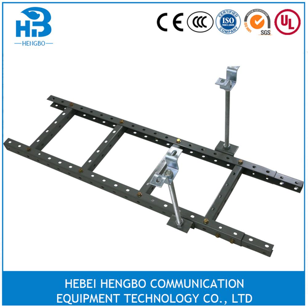 Personalizado tipo u acero tipo escalera bandeja de cable for Escalera tipo u