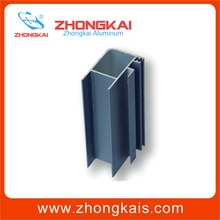 Picture frame T3-T8 aluminum sliding window section