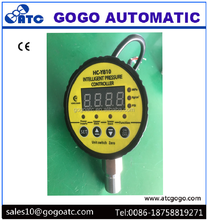 Digital display pressure gauge controller electric contact switch/ differential pressure gauge