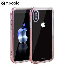 2017 Shenzhen Factory Newest Arrival Mobile Phone Accessory Shock-proof Cellphone Case Cover for Iphone X 8 plus