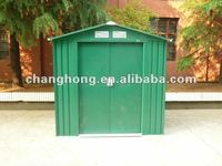 hot sales and newly designed metal shed / tool storage